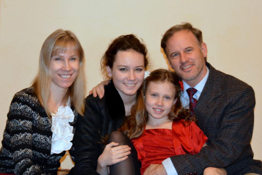 The Mahoney Family